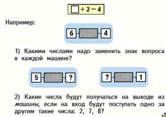 Математика 1 класс учебник Моро 2 часть страница 75 задание 5