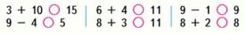 Математика 1 класс учебник Моро 2 часть страница 76 задание 3
