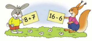 Математика 1 класс учебник Моро 2 часть страница 79 задание 25