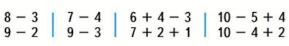 Математика 1 класс учебник Моро 2 часть страница 8 задание 5