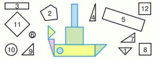 Математика 1 класс учебник Моро 2 часть страница 81 задание 6