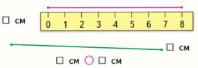 Математика 1 класс учебник Моро 1 часть страница 82 задание 3