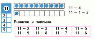 Математика 1 класс учебник Моро 2 часть страница 82 задание