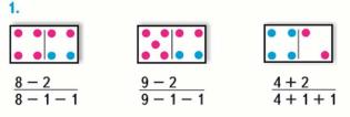 Математика 1 класс учебник Моро 1 часть страница 84 задание 1
