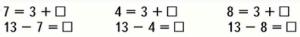 Математика 1 класс учебник Моро 2 часть страница 84 задание 7
