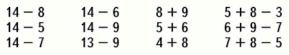Математика 1 класс учебник Моро 2 часть страница 86 задание 1