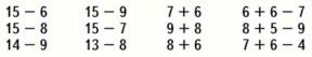 Математика 1 класс учебник Моро 2 часть страница 87 задание 1