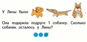 Математика 1 класс учебник Моро 1 часть страница 87 задание 4