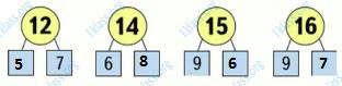 Математика 1 класс учебник Моро 2 часть страница 89 задание 2