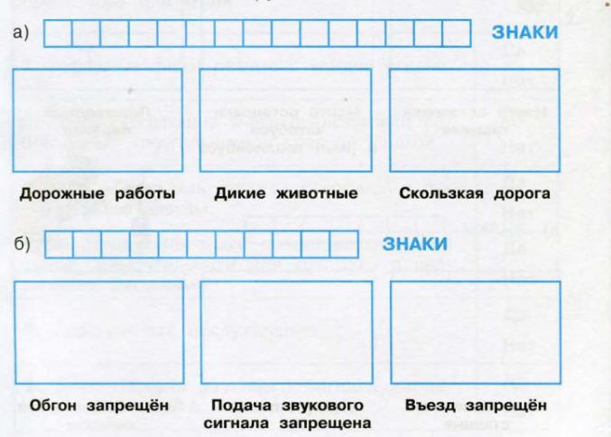 Окружающий мир 3 класс рабочая тетрадь Плешаков 2 часть страница 9