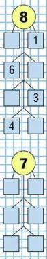 Математика 1 класс учебник Моро 2 часть страница 92 задание 11