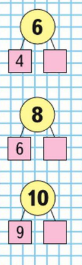 Математика 1 класс учебник Моро 1 часть страница 92 задание на полях