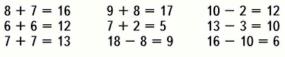 Математика 1 класс учебник Моро 2 часть страница 94 задания 17