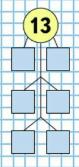 Математика 1 класс учебник Моро 2 часть страница 94 задания 21