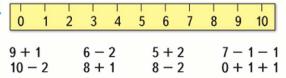 Математика 1 класс учебник Моро 1 часть страница 95 задание 6
