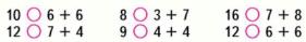 Математика 1 класс учебник Моро 2 часть страница 95 задание 22