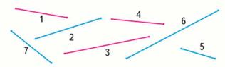 Математика 1 класс учебник Моро 1 часть страница 95 задание 8