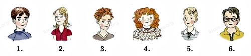 Английский язык 2 класс учебник Афанасьева 1 часть step 1 задание 9