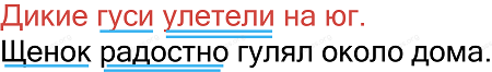 Ответ по Русскому языку 2 класс рабочая тетрадь Канакина 1 часть страница 12 упражнение 22