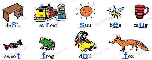Английский язык 2 класс рабочая тетрадь Афанасьева step 13 - задание 2