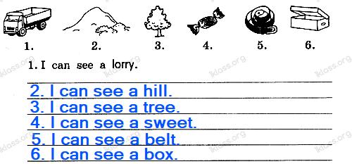 Английский язык 2 класс рабочая тетрадь Афанасьева step 13 - задание 3
