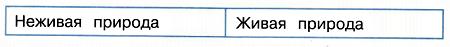 Окружающий мир 2 класс рабочая тетрадь Плешаков 1 часть страница 17 задание 1-1