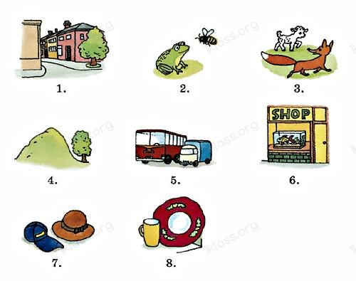 Английский язык 2 класс учебник Афанасьева 1 часть step 17 задание 4