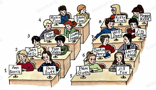 Английский язык 2 класс учебник Афанасьева 1 часть step 17 задание 5