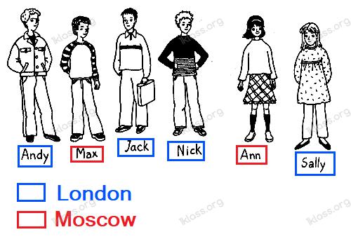 Английский язык 2 класс рабочая тетрадь Афанасьева step 18 - задание 1