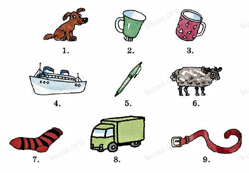 Английский язык 2 класс учебник Афанасьева 1 часть step 18 задание 2