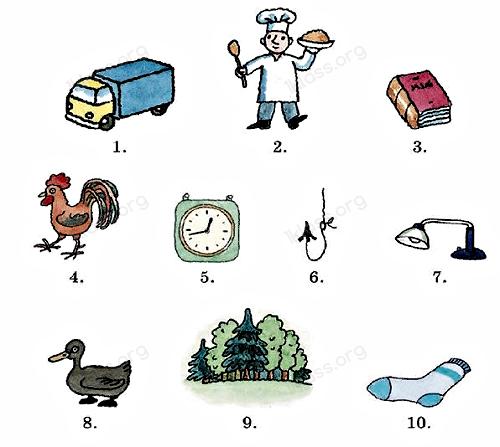 Английский язык 2 класс учебник Афанасьева 1 часть step 18 задание 6