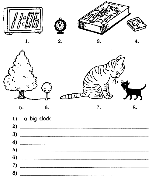 Английский язык 2 класс рабочая тетрадь Афанасьева step 19