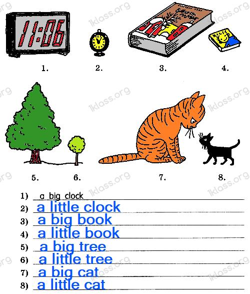 Английский язык 2 класс рабочая тетрадь Афанасьева step 19 - задание 1