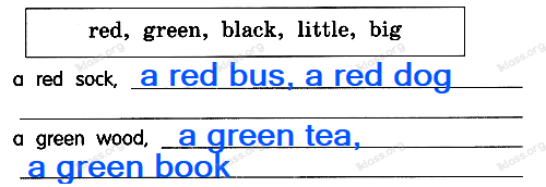Английский язык 2 класс рабочая тетрадь Афанасьева step 20 - задание 3.1
