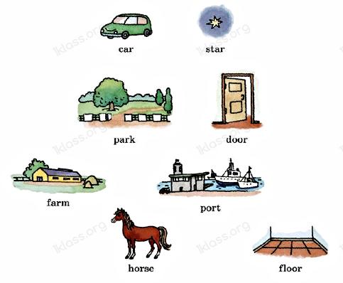 Английский язык 2 класс учебник Афанасьева 1 часть step 24 задание 6