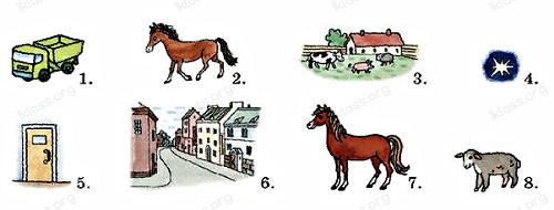 Английский язык 2 класс учебник Афанасьева 1 часть step 24 задание 8
