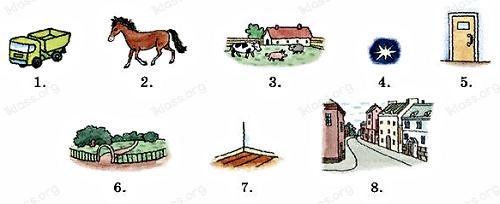 Английский язык 2 класс учебник Афанасьева 1 часть step 25 задание 1