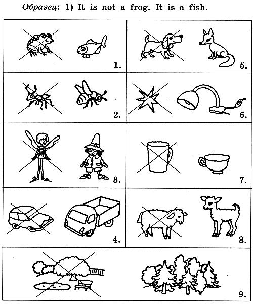 Английский язык 2 класс рабочая тетрадь Афанасьева step 25