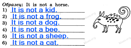 Английский язык 2 класс рабочая тетрадь Афанасьева step 26 - задание 1.2
