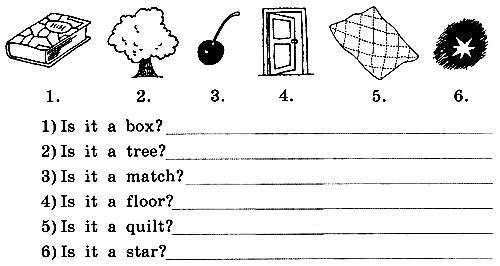 Английский язык 2 класс рабочая тетрадь Афанасьева step 26