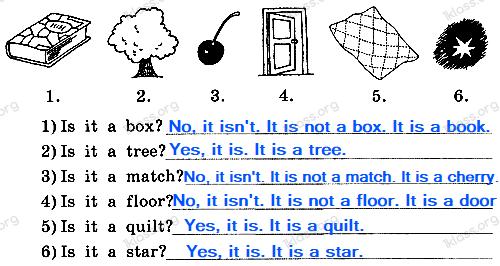 Английский язык 2 класс рабочая тетрадь Афанасьева step 26 - задание 4