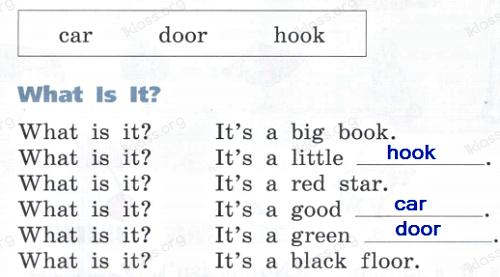 Английский язык 2 класс учебник Афанасьева 1 часть step 27 задание 6