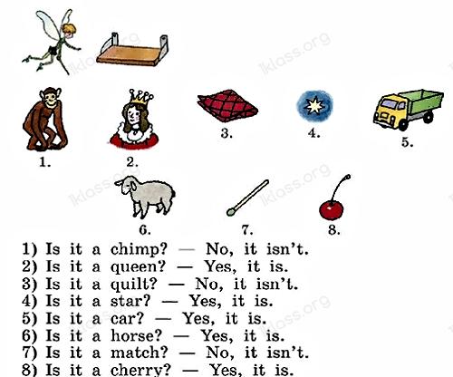 Английский язык 2 класс учебник Афанасьева 1 часть step 27 задание 8