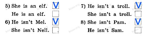 Английский язык 2 класс рабочая тетрадь Афанасьева step 30 - задание 1.2