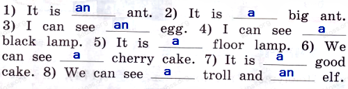 Английский язык 2 класс учебник Афанасьева 2 часть step 33 задание 3