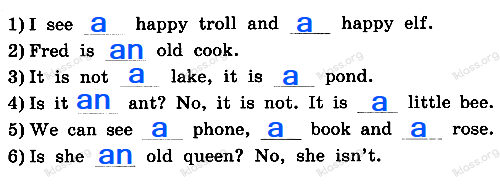 Английский язык 2 класс рабочая тетрадь Афанасьева step 35 - задание 1