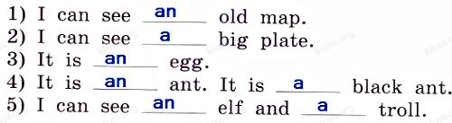 Английский язык 2 класс учебник Афанасьева 2 часть step 35 задание 5