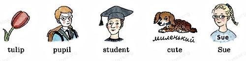 Английский язык 2 класс учебник Афанасьева 2 часть step 36 задание 3