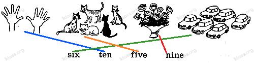 Английский язык 2 класс рабочая тетрадь Афанасьева step 38 - задание 4