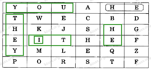 Английский язык 2 класс рабочая тетрадь Афанасьева step 39 - задание 4